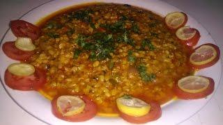 Maash Daal Fry In Desi Ghee Dhaba Style by king chef shahid jutt