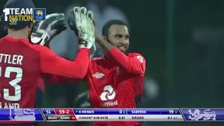 3rd ODI Highlights: England tour of Sri Lanka 2018