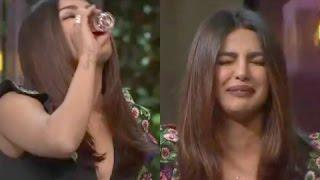 Priyanka Chopra On Koffee With Karan Season 5 | CONFESSIONS | Drinking Game | Quantico
