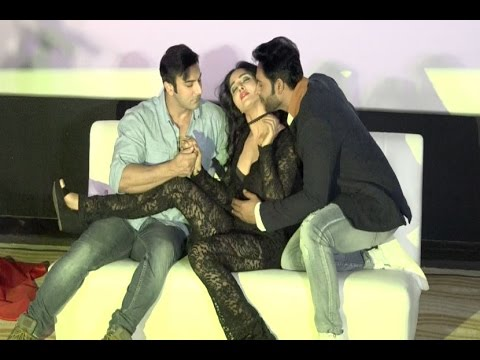 Bold scene performed in Ishq Junoon's music launch