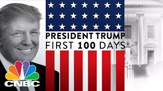 President Donald Trump Tackles Regulations In First 100 Days | CNBC