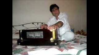 pareshan raat sari hai sitaro tum to so jao ------tribute to jagjit singh by hashim khan.wmv