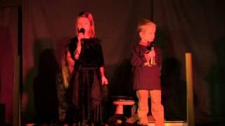 Stekelvarkentjes Wiegelied by Marjolein (7yo) & Elewout (5yo)