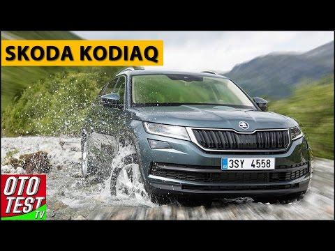 Yeni Skoda Kodiaq 2016 ilk tanıtım - haber videosu