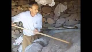 İnanamayacaksınız ! Tahin nasıl yapılır.. Tahin yapım aşamaları.. Köy Tahini