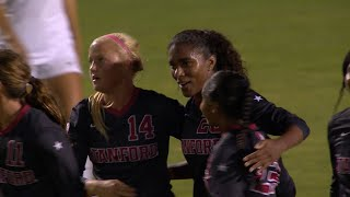 Recap: No. 1 Stanford gets 10th-straight win over Oregon in shutout