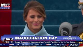 The New First Lady Of The United States - Melania Trump