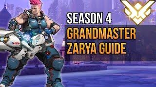 Overwatch Season 4 - Grandmaster Zarya Guide