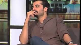 Hamza Ali Abassi comments on marriage in mazaaq raat