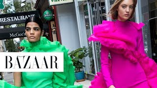 Can You Wear New York Fashion Week IRL? | Harper