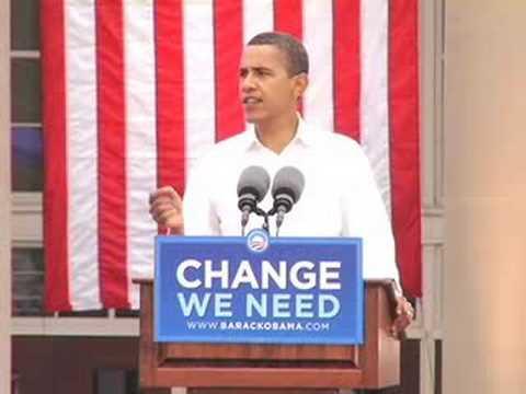 Barack Obama on the Debates in Greensboro NC