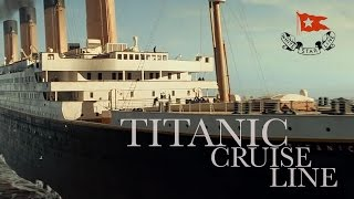 A Cruise Line Commercial for the Titanic - Trailer Mix