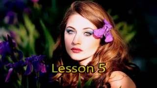 Learning Basic English Words - Lesson 5