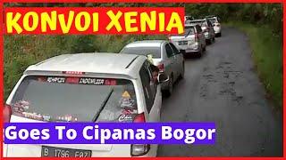 DXIC|Konvoi Daihatsu Xenia Touring Villa Berlian Cipanas Via Jonggol | Daihatsu Xenia Indonesia Club