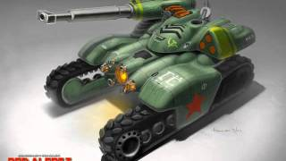 Red alert 3 Quotes: Apocalypse tank, Hammer tank, V4