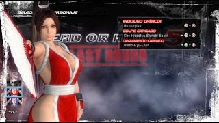 DOA 5 (PC) - DLC  Download Mai, Honoka y Naotora + Nude Mod + Dlcs incluidos