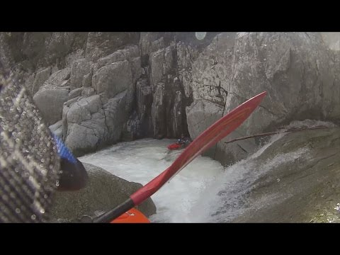2015 04 06 Paddling the Fium Orbo with S2S