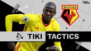 Abdoulaye Doucouré | Tiki Tactics | Watford