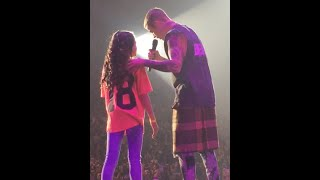 Justin Bieber Purpose Tour Children - Toronto 5.18.16