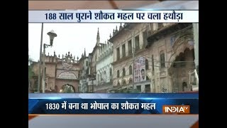 Apathy leads to demolition of Bhopal