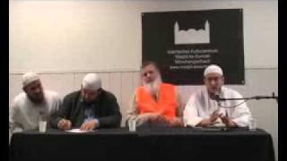 Yusuf Estes in Germany  The importance of brotherhood in Islam  Deutsch