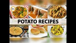 Potato (Aloo) Recipe By Food Fusion