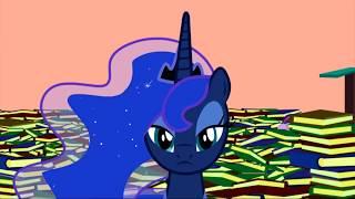 [MLP Comic Dub] Luna (saucy comedy)