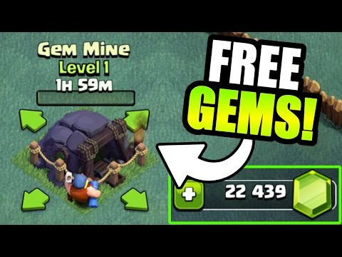 Xxx Mp4 HOW MANY FREE GEMS DOES THE GEM MINE GIVE YOU IN CLASH OF CLANS BUILDERS VILLAGE GEM SPREE 3gp Sex
