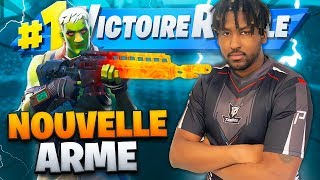 NOUVELLE ARME // DIVISIONS PRO DUO SCRIMS // Fortnite Gameplay+ Tips