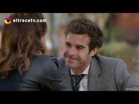 Ámbar ve a Mateo besando a Lara