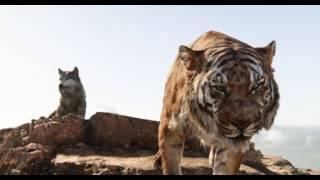The Jungle Book (HD, 2016). Akela's death