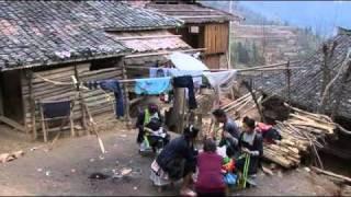 Global Vision China Basha Miao Village LIfe