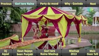 Govinda Jukebox - Gori Tere Naina - Bollywood Superstar