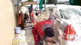 Car Wash Foaming Technology India