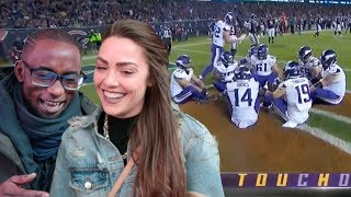 People Who DON'T Watch Football React To SAVAGE TD Celebrations