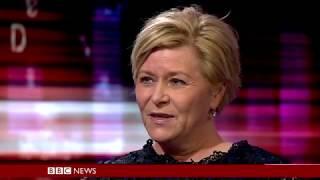 BBC HARDtalk - Siv Jensen, Norwegian Finance Minister