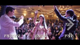 The BEST Indian Wedding - Payal & Rajeev in Vancouver + RDB Bollywood Trailer