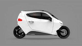 ابتكارات لدرجات نارية وكهربائية ! لن تتوقع قوة تصميمها