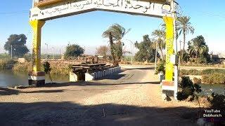 Ägypten von Qina nach Luxor 02 Cairo Aswan Eastern Desert Rd Hurghada Luxor