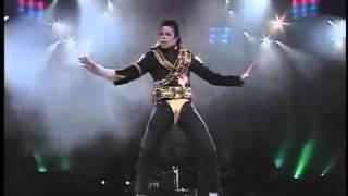 Michael Jackson en el Estadio Azteca. Jam