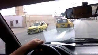 مدخل مدينة صفاقس من جهة طريق تونس