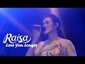 RAISA - Love You Longer [Mocosik 2017, Live at Jogja Expo Center]