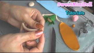 Polymer Clay Tinkerbell