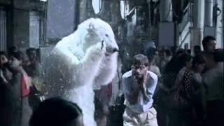 Cadbury Halls AD Polar Bear