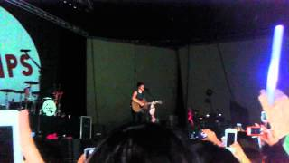 The Vamps - Shout About It (Live in Madrid)