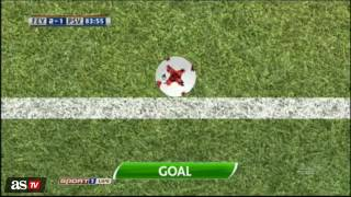 El gol más insólito