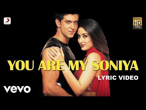 Xxx Mp4 You Are My Soniya Lyric Kabhi Khushi Kabhie Gham Hrithik Kareena 3gp Sex