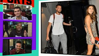 Chandler Parsons Says He And UFC Babe Arianny Celeste 'Are Just Hanging Out' | TMZ Sports