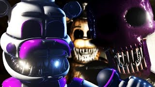 SINISTER FUNTIME FREDDY + EXTRA CHARACTERS! | Sinister Turmoil #5 GAMEPLAY Screenshots + Story Demo