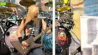 Megadeth Download Festival @ Castle Donington, England 08/06/2007